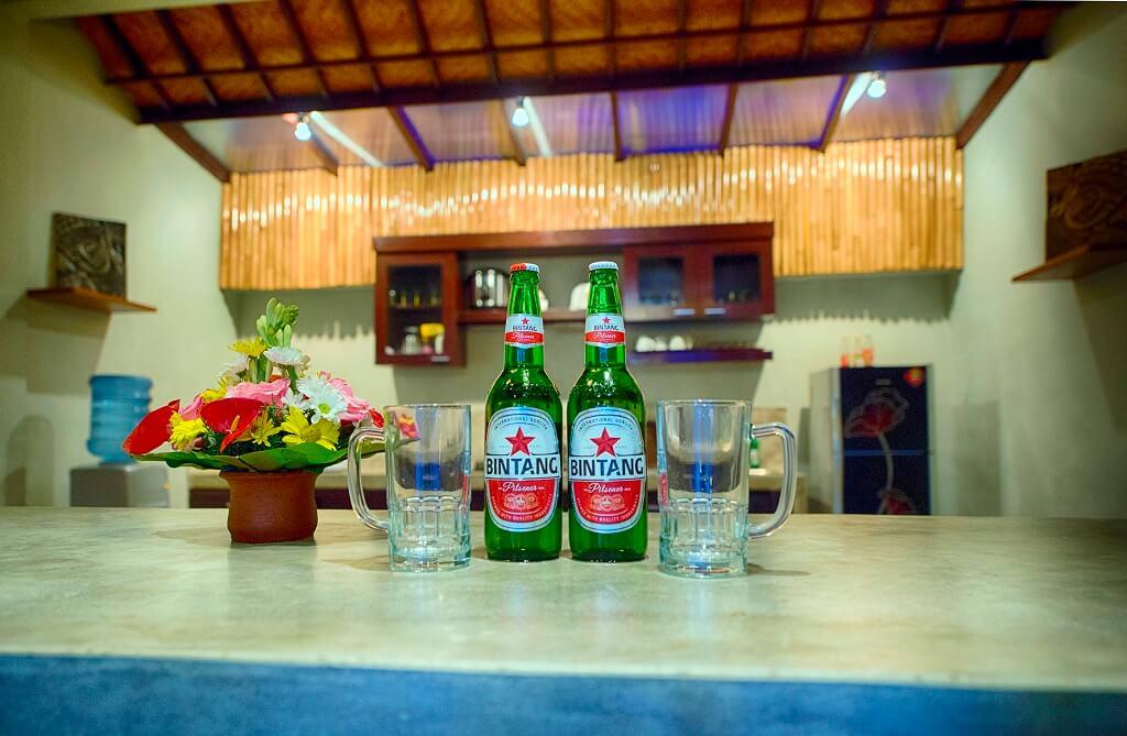 Алкоголь на Бали