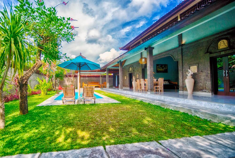 Зимовка на Бали, аренда виллы