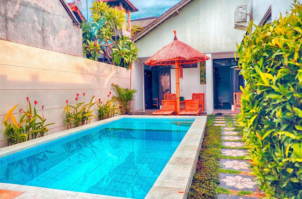 Семиньяк, вилла «The Bali Bamboo Villa», аренда