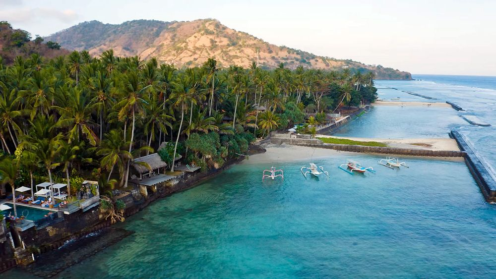 Остров Бали Индонезия - как попасть
