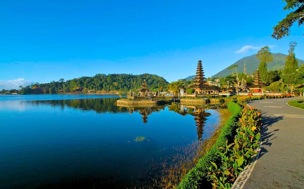 остров Бали храмы